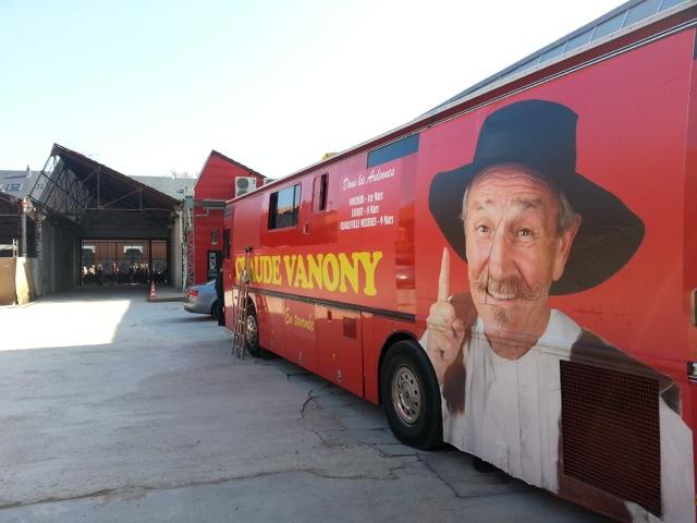 Bus de tournée (avec DV spectacles) (2)