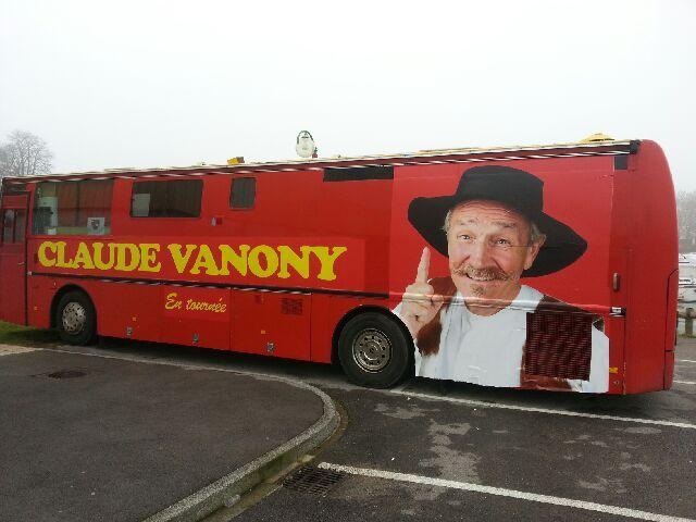 Bus de tournée (avec DV spectacles) (1)
